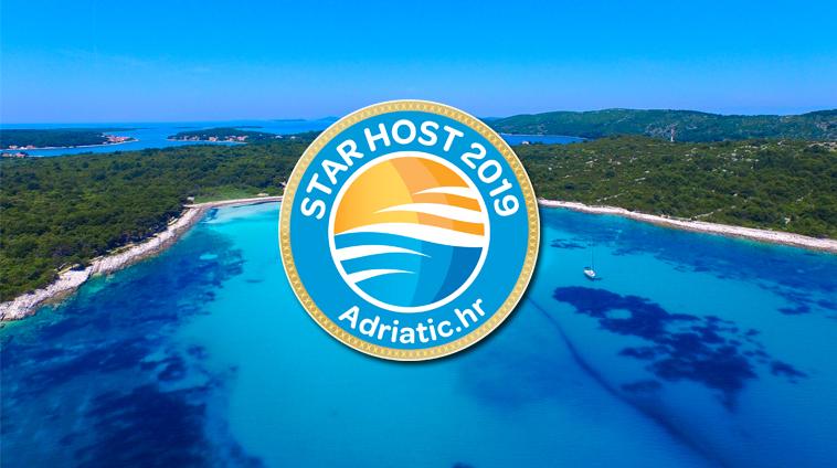 Adriatic.hr StarHost nagrada za iznajmljivače